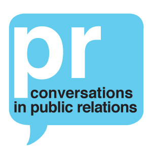 Conversations in Public Relations logo