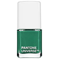pantone emerald nail color